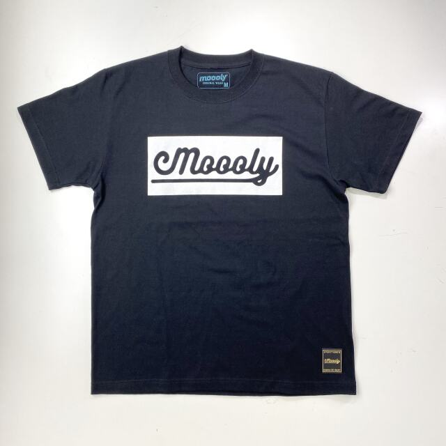 MLYTS-2001-BLK / Moooly / モーリー / 山内 盛久 / Tシャツ