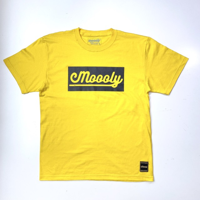 MLYTS-2001-YEL / Moooly / モーリー / 山内 盛久 / Tシャツ
