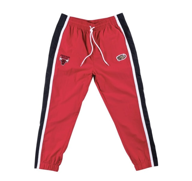 MN41JD01 / Mitchell & Ness /NBA TEAR AWAY JOGGERS PANTS / CHICAGO BULLS / シカゴ・ブルズ/ジョガーパンツ