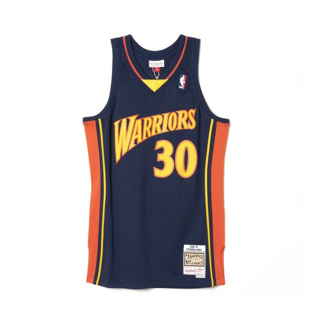 MN41JT46 / Mitchell & Ness /ミッチェル&ネス /ステフィンカリー / Stephen Curry /ユニフォーム/ ゴールデンステートウォリアーズ / Golden State Warriors