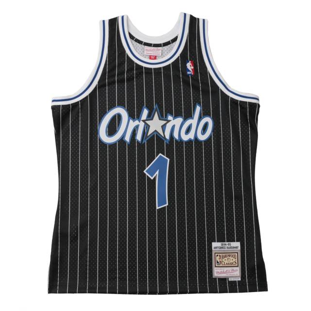 MN41JT54 / Mitchell & Ness /オーランドマジック / Orlando Magic/ アンファニーハーダウェイ/ Anfernee Hardaway /NBA