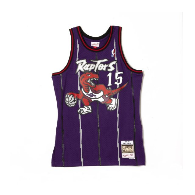 MN42JT09/ Mitchell & Ness /ヴィンス カーター /トロントラプターズ /NBA