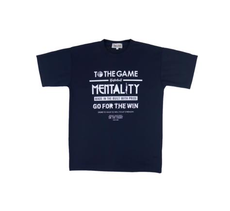 NBT-1251 / 【2020春夏新作】 BALL LINE / T-SHIRT(slim-fit) / Tシャツ / ボールライン