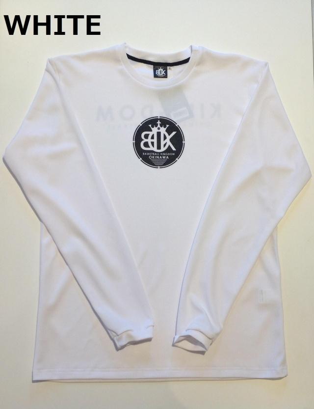 OBKL704 / OKINAWA BASKETBALL KINGDOM / LONG SLEEVE SHIRTS / オキナワバスケットボールキングダム / Tシャツ / オリジナル