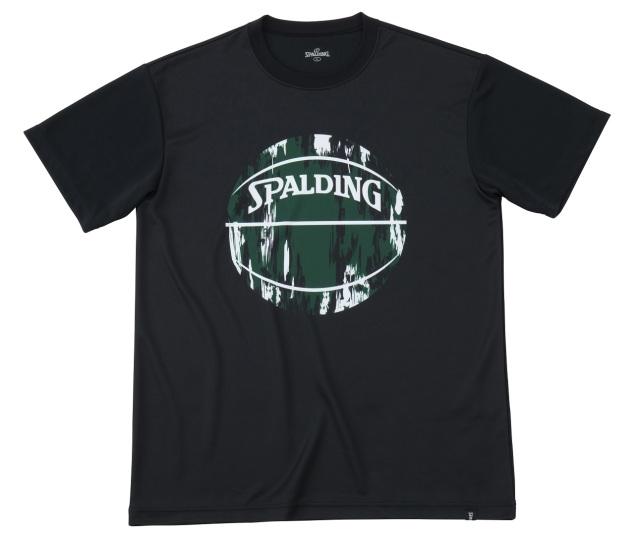 SMT191200 / SPALDING プラクティスTシャツ / マーブルボール / バスケットボール / スポルディング