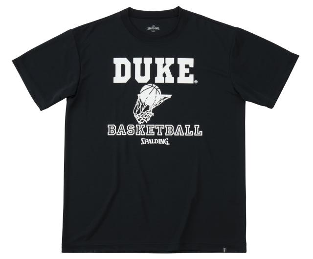 SMT191280 / DUKE / SPALDING プラクティスTシャツ / デューク バスケットボール / バスケットボール / スポルディング