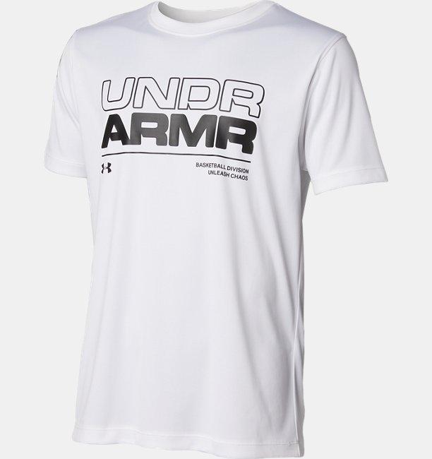 1355199 / 【2020春夏新作】 / UNDER ARMOUR / アンダーアーマー / ベースライン テック Tシャツ  / Tシャツ / KIDS / キッズ