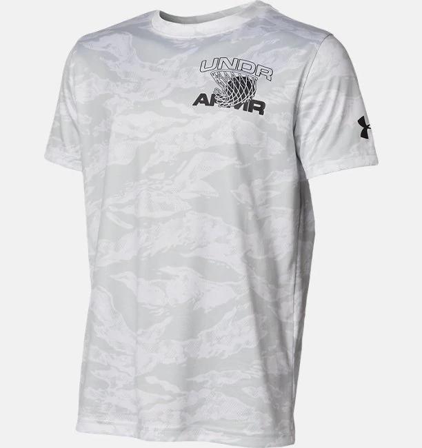 1355200 / 【2020春夏新作】 / UNDER ARMOUR / アンダーアーマー / ベースライン テック Tシャツ  / Tシャツ / KIDS / キッズ