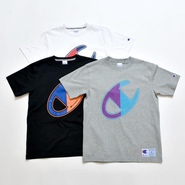 C3-Q303 / Champion / Tシャツ  / 19FW 【秋冬新作】 / アクションスタイル / チャンピオン/0109SALE
