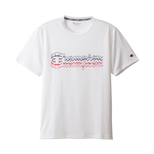 C3-RS302 / Champion / C VAPOR Tシャツ  / 20SS 【春夏新作】 / スポーツ / チャンピオン