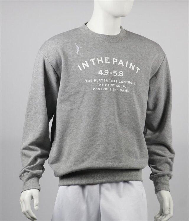 ITP20437 / 【2020秋冬新作】 IN THE PAINT / SWEAT SHIRT / スウェットシャツ / インザペイント