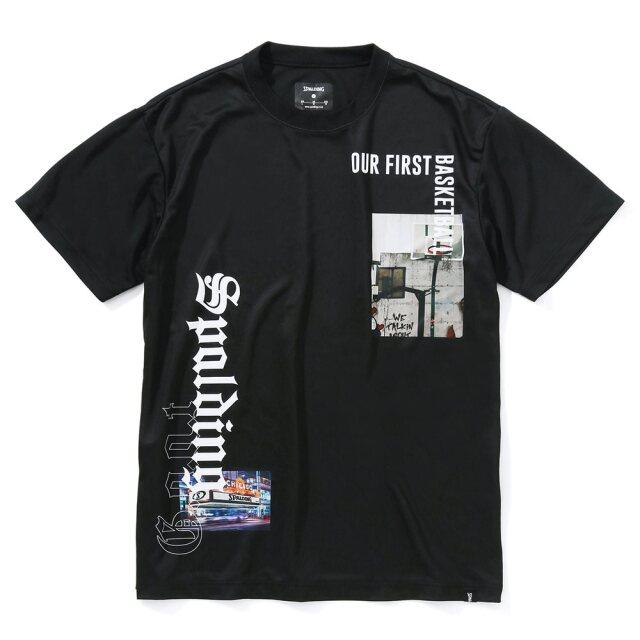 SMT210210 / 【2021春新作】 SPALDING / スポルディング / Tシャツ / ストリートコート