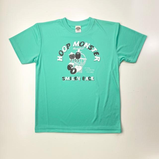 HMT-2001 / 【2020夏新作】 / HOOP MONSTER / フープモンスター / STEP BY STEP オリジナル / Tシャツ / プラクティスシャツ