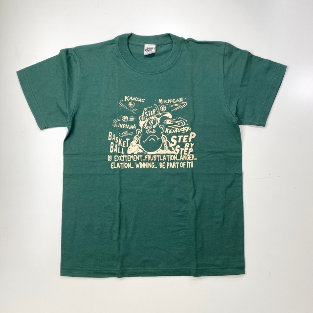 BKIT-2001-CT / 【2020夏新作】 / BASKETBALL Is / バスケットボールイズ / STEP BY STEP オリジナル / Tシャツ / ライフスタイル(コットン)