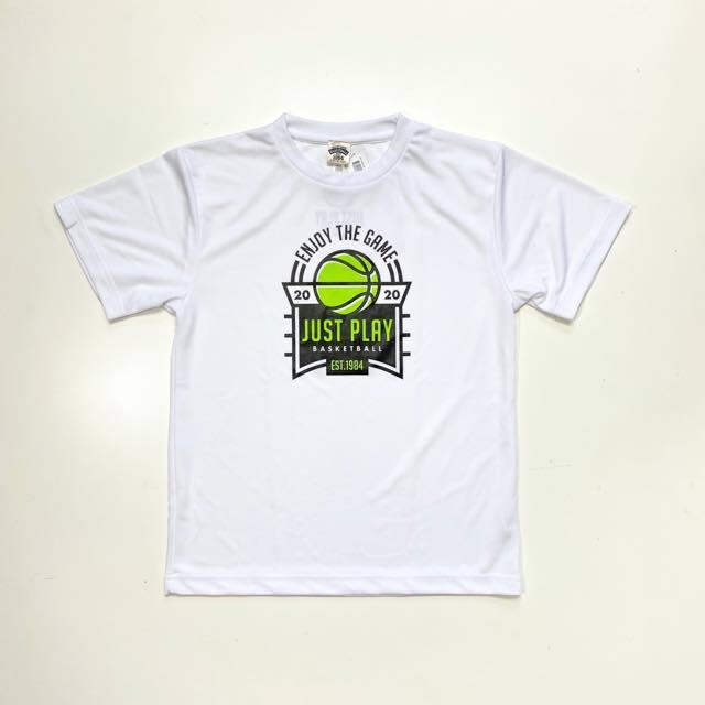 JST-2003 / 【2020春夏新作】 / JUST PLAY / ジャストプレイ / STEP BY STEP オリジナル / Tシャツ / プラクティスシャツ