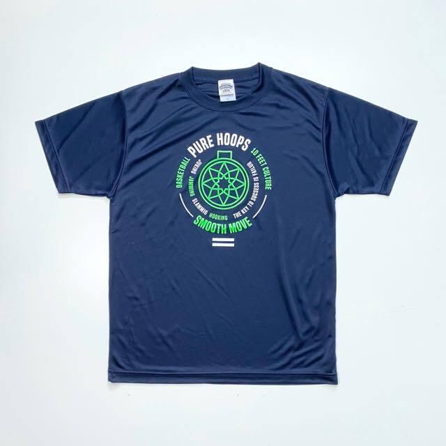PHT-2001 /【2020春夏新作】 / Pure Hoops / ピュアフープス / STEP BY STEP オリジナル /   プラクティスTシャツ