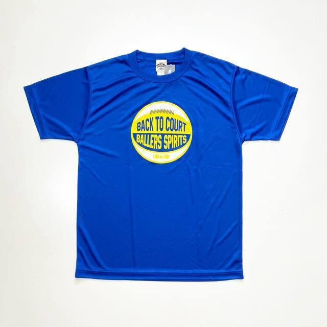 BCT-2001 /【2020春夏新作】 / BACK COURT / バックコート / STEP BY STEP オリジナル /   プラクティスTシャツ