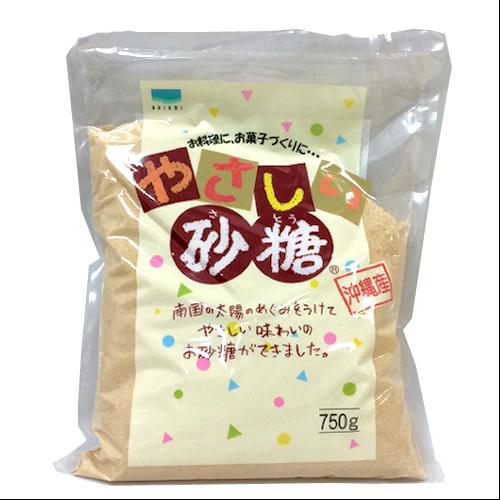 沖縄旅行/修学旅行/沖縄お土産/ やさしい砂糖 750g 4905135000917