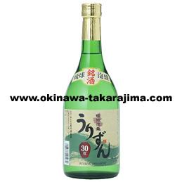 石川酒造 うりずん/30度/720ml4996273001072