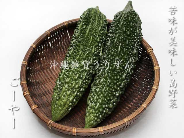 ゴーヤー(苦瓜) 沖縄の島野菜