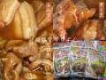 沖縄料理ラフテー、軟骨ソーキ、テビチ