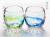たるグラス 琉球ガラスのたる形グラスペアギフトセット