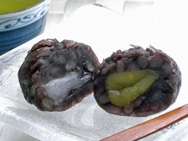 有機栽培小豆の味わいを!菓音~KANON