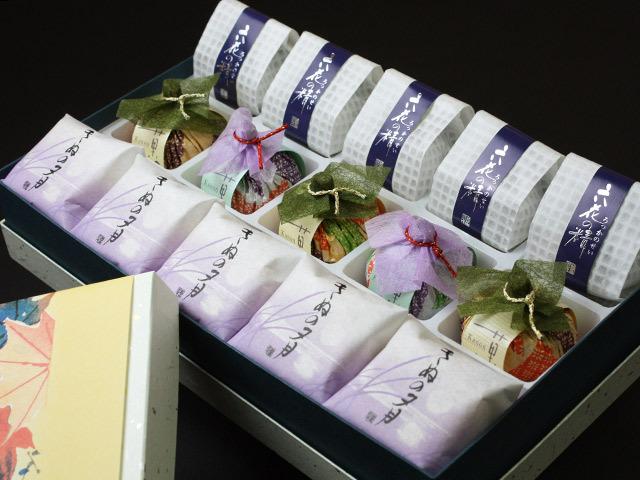最中・菓音・六花の精詰め合わせ15【ひな祭り】