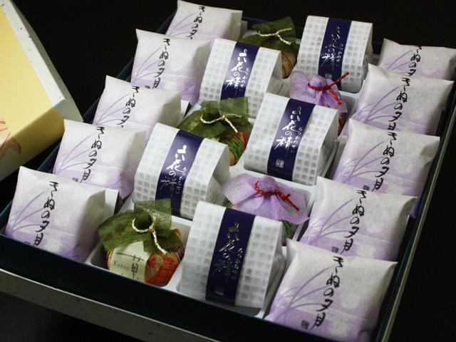 最中・菓音・六花の精詰め合わせ20【ひな祭り】