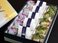 菓音・六花の精翁屋和菓子詰め合わせ