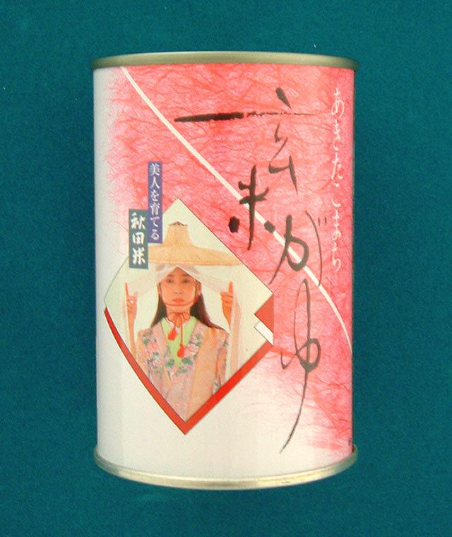 玄米がゆ缶詰