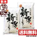 新米 令和2年産 新潟県岩船産コシヒカリ 10kg(5kg×2)