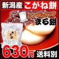 【丸餅】新潟県産こがねもちシングルパック11枚入 330g