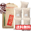 令和元年産 新潟県中魚沼産コシヒカリ 小分け5袋 25kg【一等米使用】