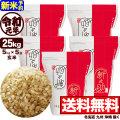 【新米予約】 新潟県産 新之助 玄米 25kg 令和元年産【ご予約第三弾】