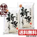令和元年産 新潟県岩船産コシヒカリ 10kg(5kg×2)【一等米使用】