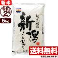 【新米】令和2年産 新潟県佐渡産コシヒカリ 5kg