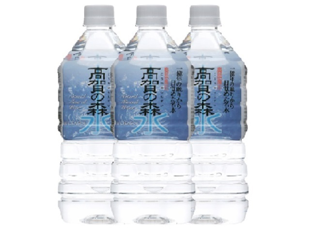 高賀の森水 1L×12本