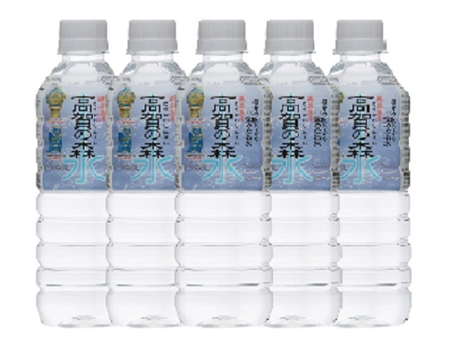 高賀の森水 500ml×24本