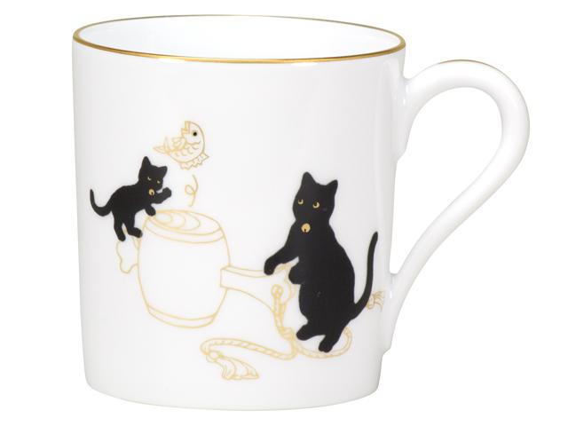 『黒猫親子』-縁起物語- マグその2「打ち出の小槌」
