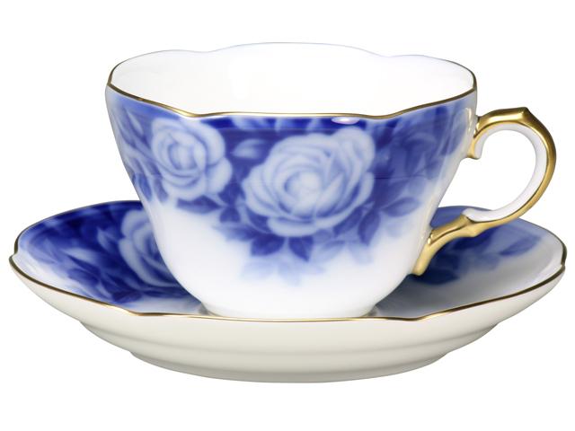 ローズカップコレクション第3回「庚申薔薇」 カップ&ソーサー