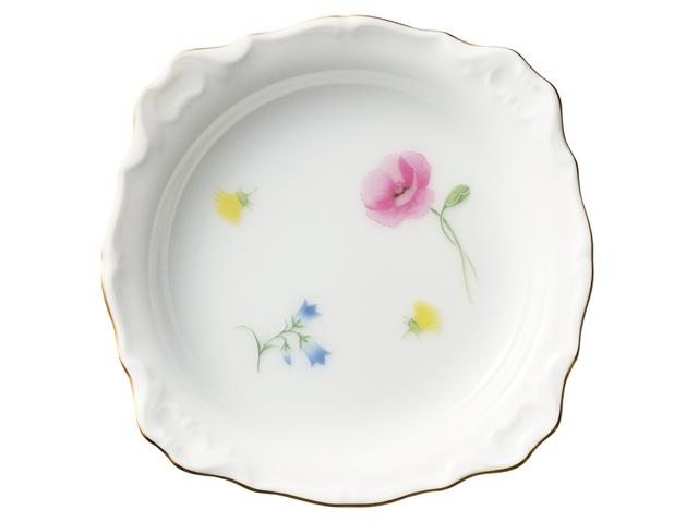 花だより レリーフ小皿