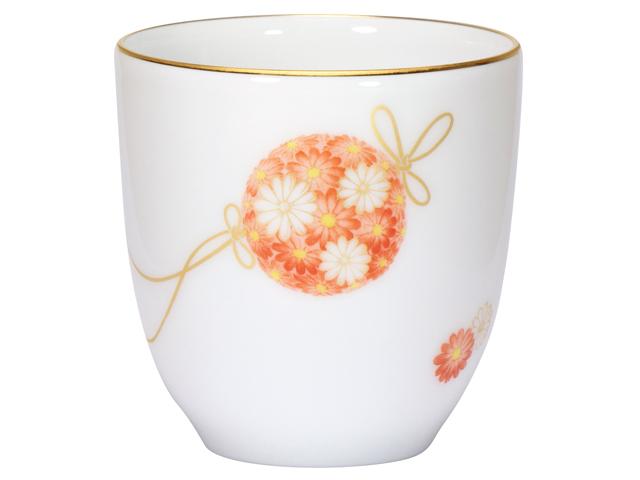 <直営店限定>菊手毬 フリーカップ