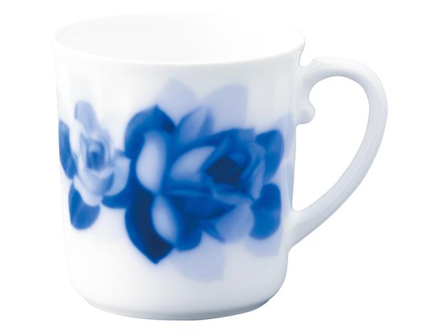 ブルーローズジャネット マグカップ