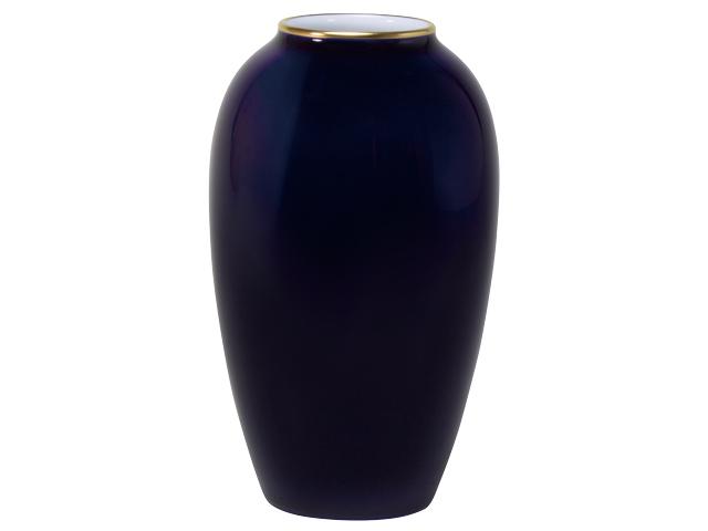 <直営店期間限定>瑠璃 15cm花器