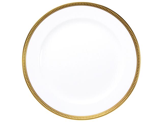 片葉金蝕 26cmミート皿