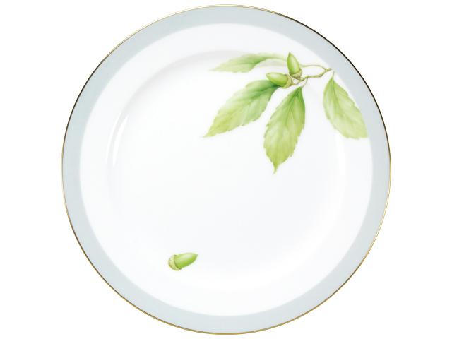 <直営店限定>【手描き】軽井沢の休日「コナラ」 26cmミート皿