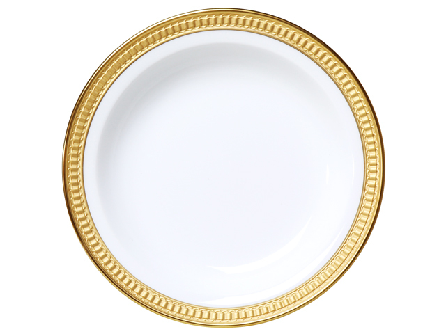 クラウン(エンボス) 14cmフルーツ皿