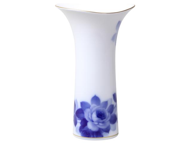ブルーローズ(8011) 25cm花器
