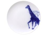 ブルーサファリ 23cmミート皿